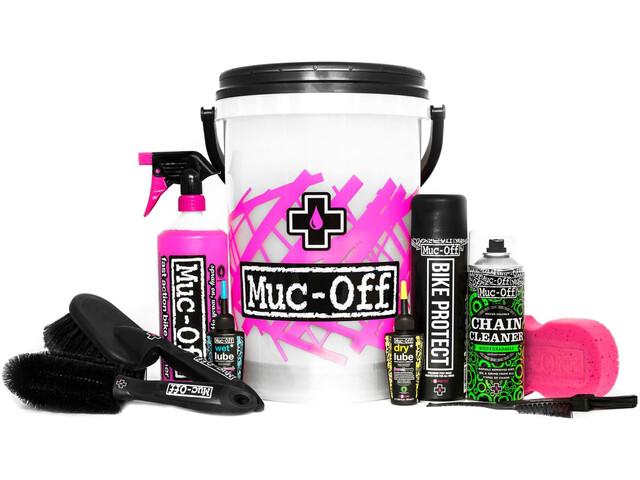 Muc-Off Bucket Kit, black